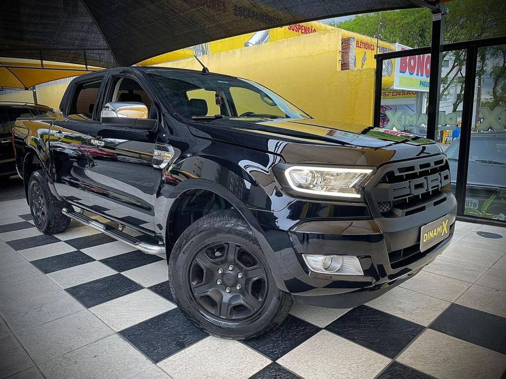 Ford Ranger Xlt 3.2 Turbo 4x4 At Cd 2017
