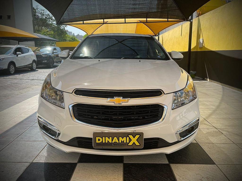 Imagem do veículo Chevrolet Cruze Hach Lt 1.8 2015