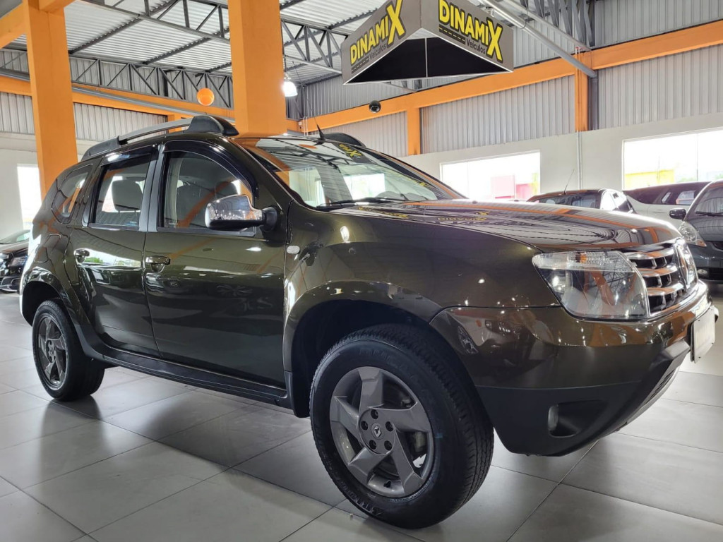 Renault Duster Dinamyque 2.0 4x4 2014