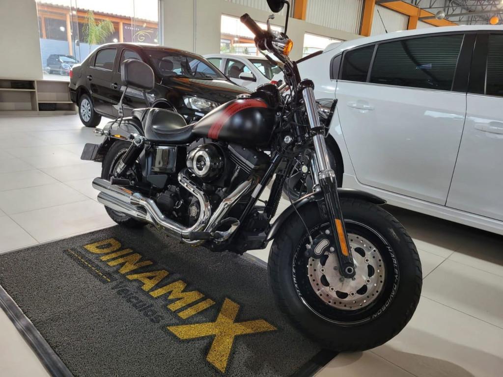 Imagem do veículo Harleydavidson Fat Bob Fxdf 2016