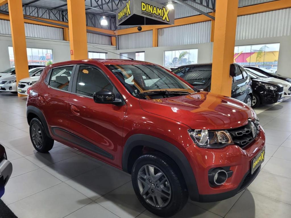 Renault Kwid Intense 1.0 12v 2021