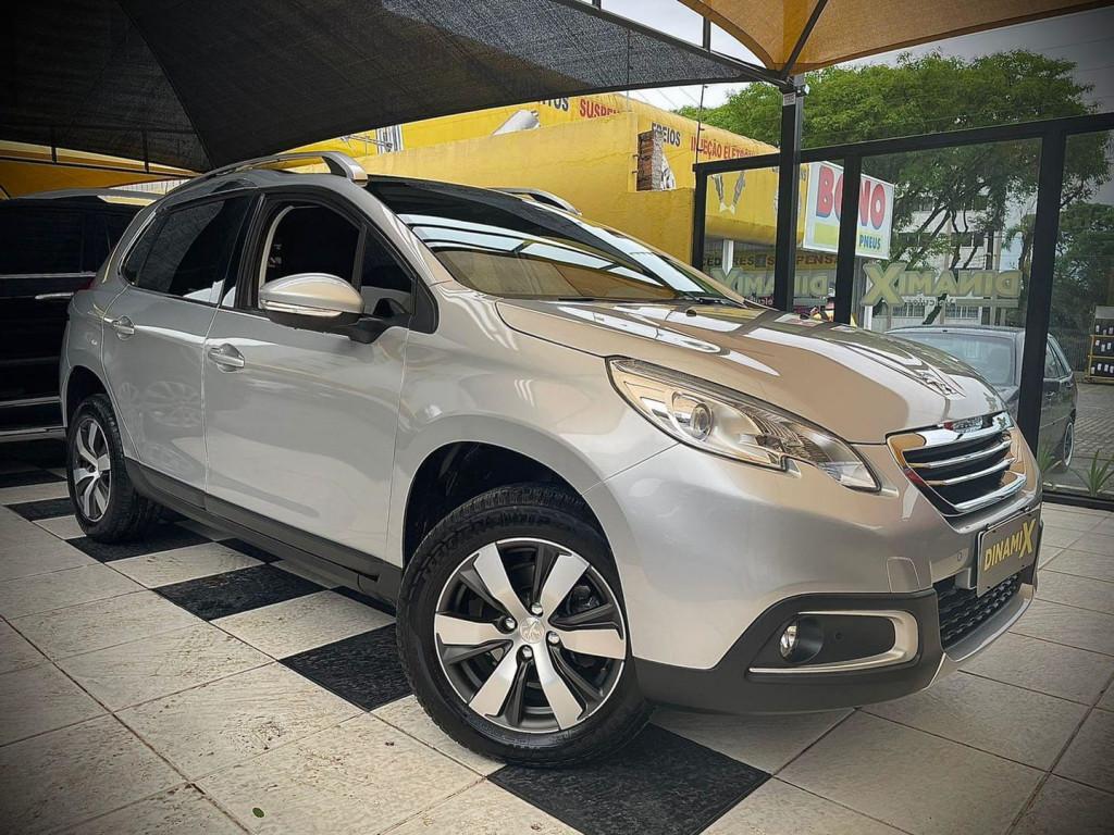 Peugeot 2008 Griffe 1.6 2016