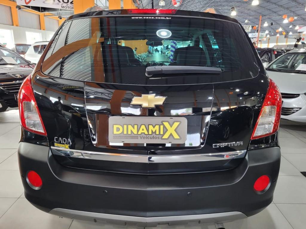 Imagem do veículo Chevrolet Captiva Sport 2.4 2016