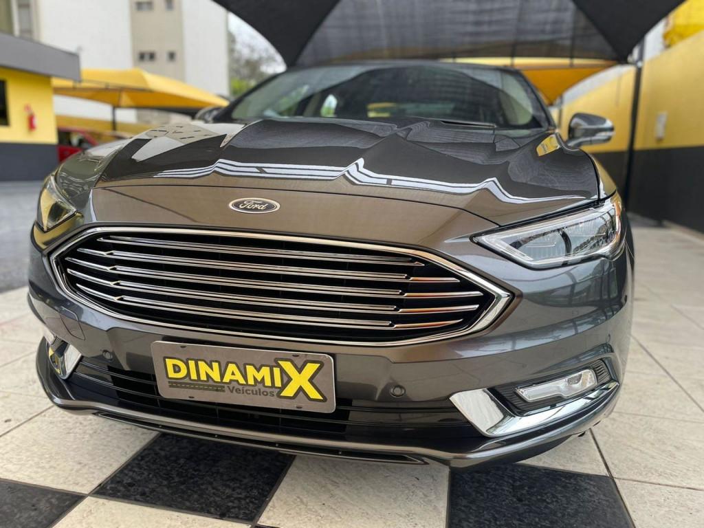 Imagem do veículo Ford Fusion Titanium 2.0 2017