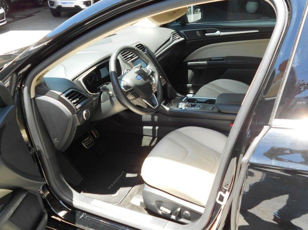 Imagem do veículo Ford Fusion Sel 2.0 Ecobo. 16v 248cv Aut. - Preto - 2018