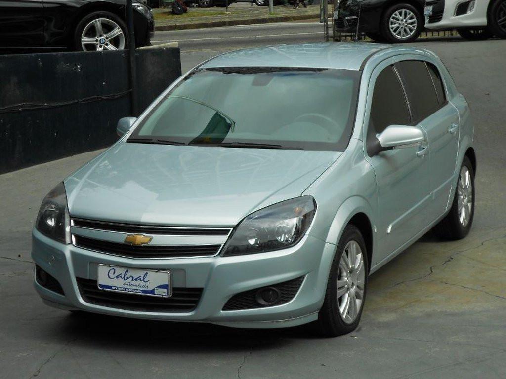 Chevrolet Vectra Gt 2.0 Mpfi 8v Flexpower Aut. - Prata - 2010