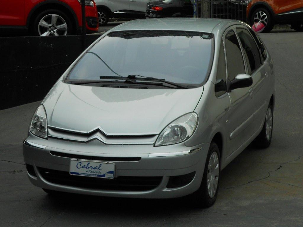 Citroën Xsara Picasso Glx 1.6/ 1.6 Flex 16v - Prata - 2010