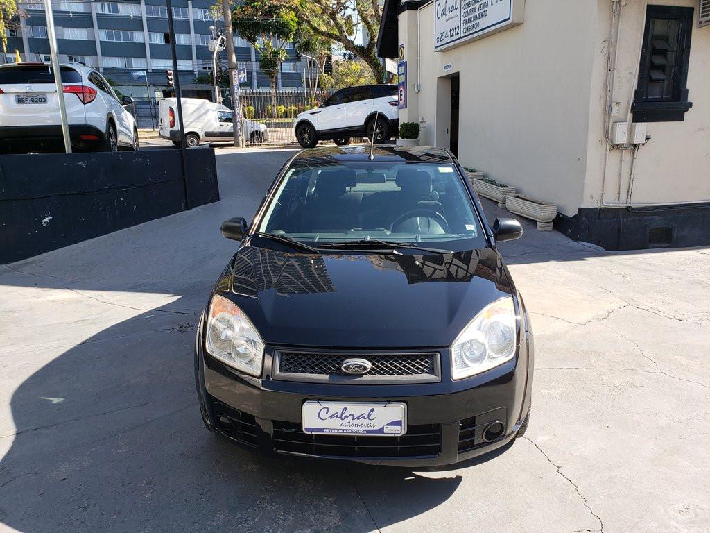 Ford Fiesta Sedan 1.0 8v Flex 4p