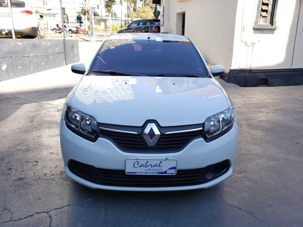 Imagem do veículo Renault Logan Expres./exp. Up Hi-flex 1.0 16v 4p