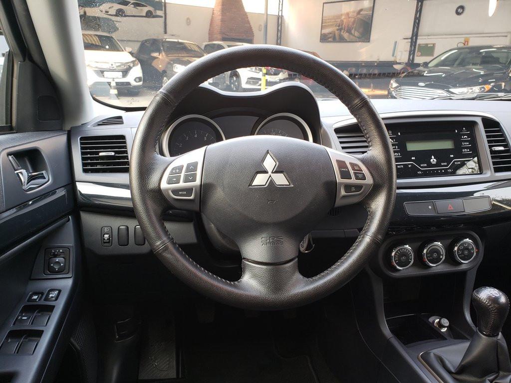 Imagem do veículo Mitsubishi Lancer 2.0 16v 160cv Mec.
