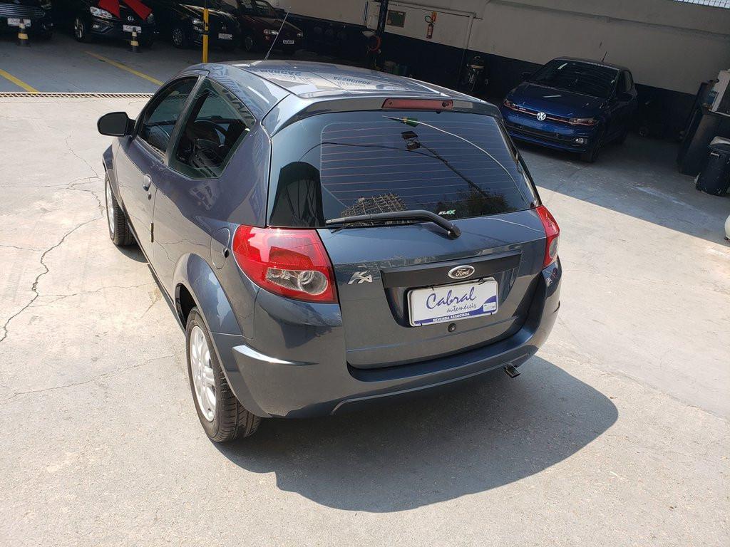 Imagem do veículo Ford Ka 1.0 8v/1.0 8v St Flex 3p