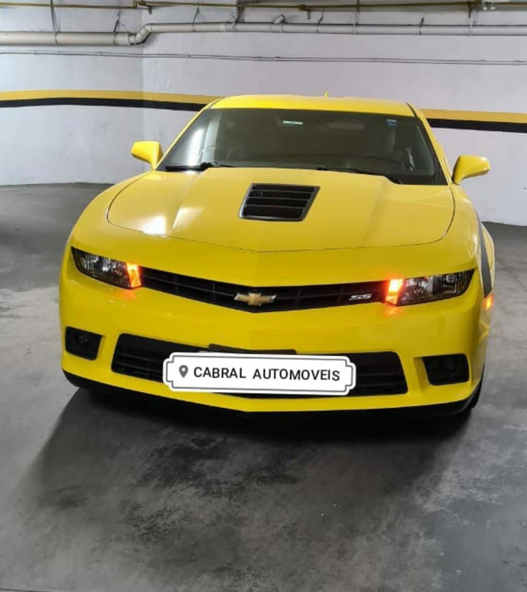 Imagem do veículo Chevrolet Camaro Ss 6.2 V8 16v