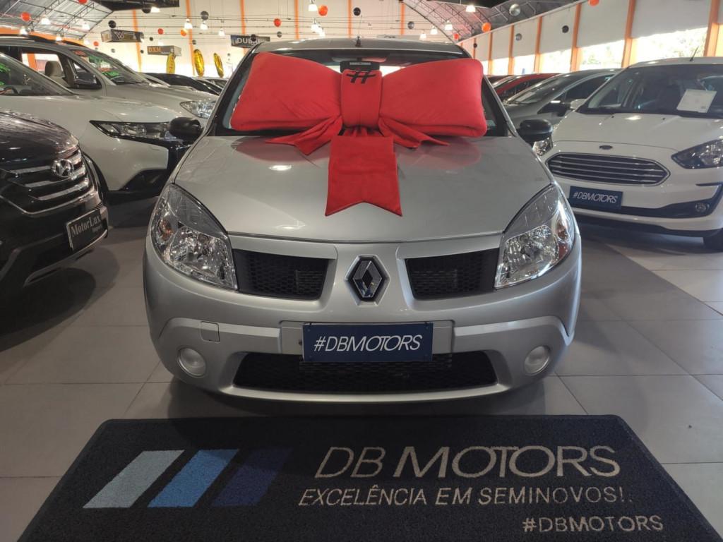 Renault Sandero Exp 16