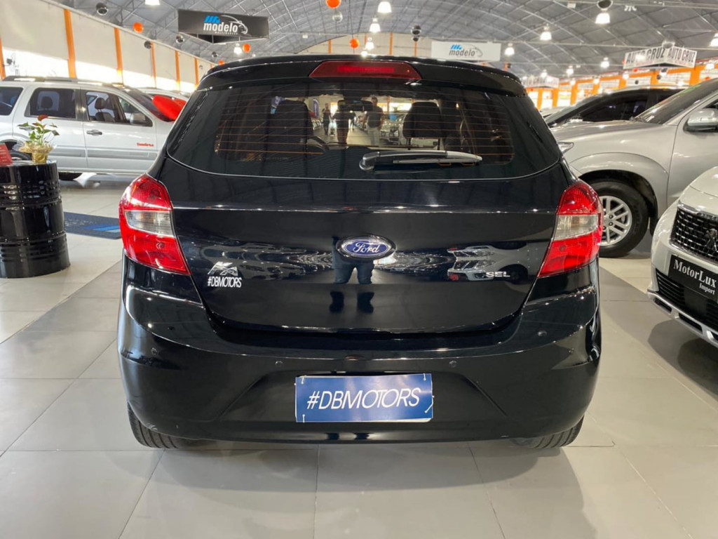 Imagem do veículo Ford Ka Sel 1.0 Ha B
