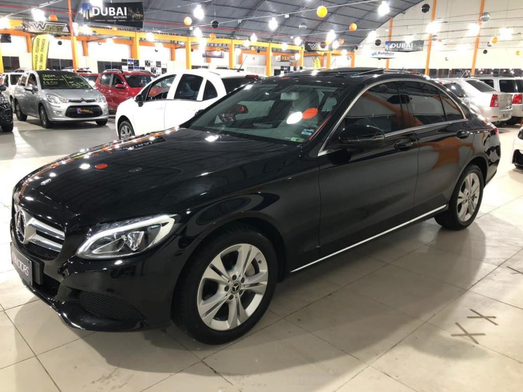 Imagem do veículo Mercedesbenz C250
