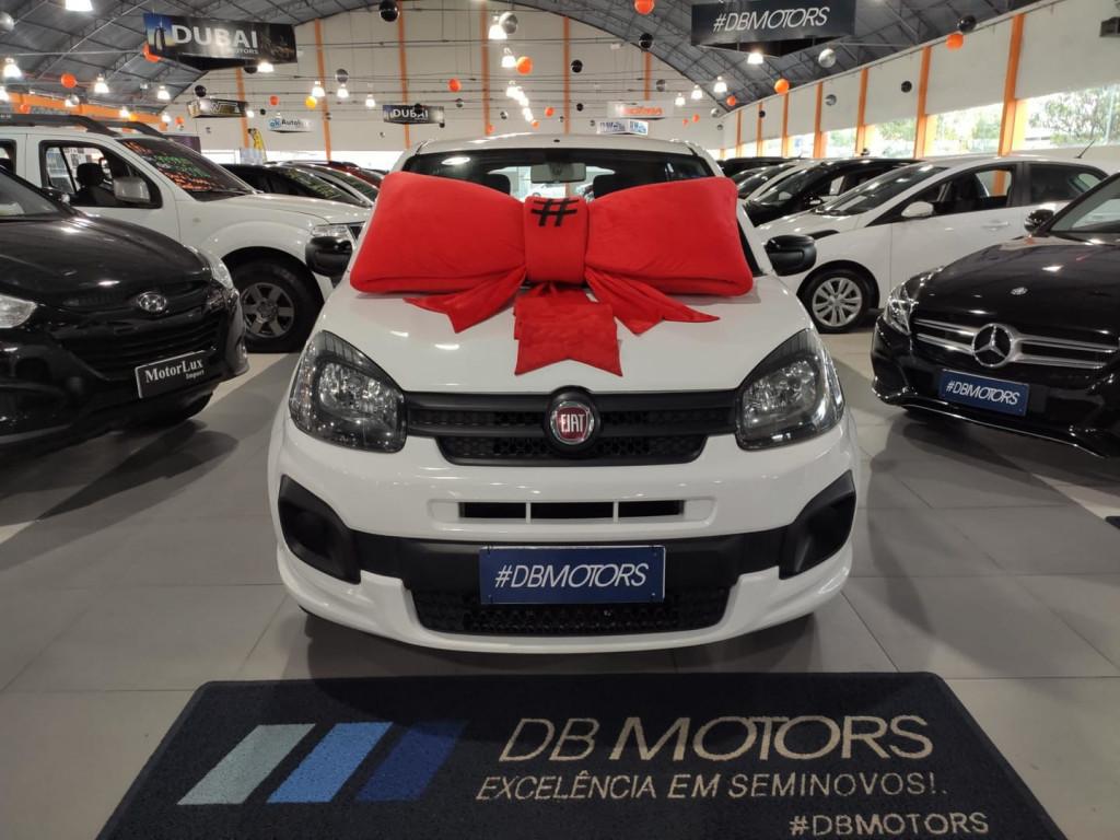Imagem do veículo Fiat Uno Attractive 1.0
