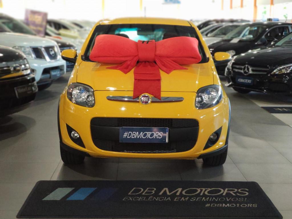 Imagem do veículo Fiat Palio Sporting 1.6 16v Flex 4p. Mec.
