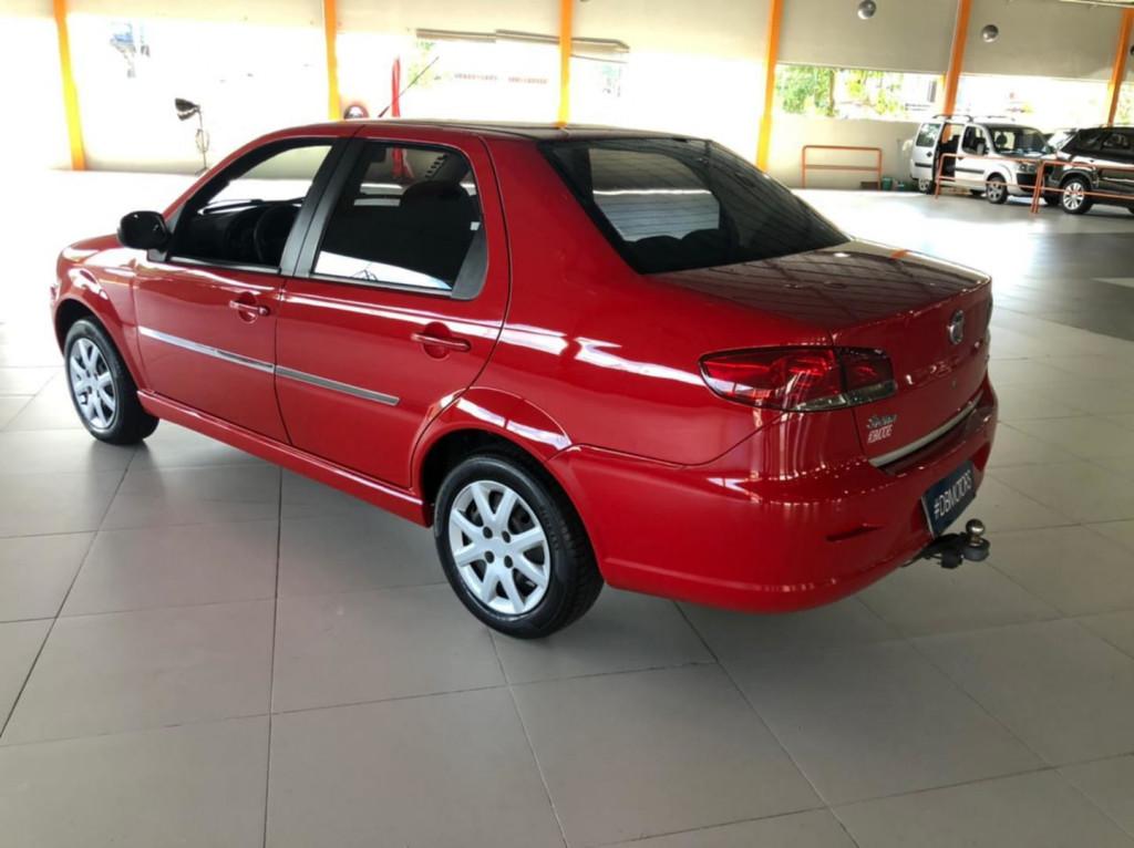Imagem do veículo Fiat Siena El 1.4 Flex