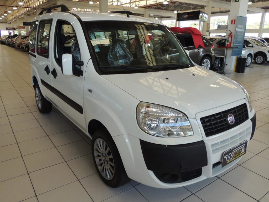 Imagem do veículo Fiat Doblo Attractiv 1.4