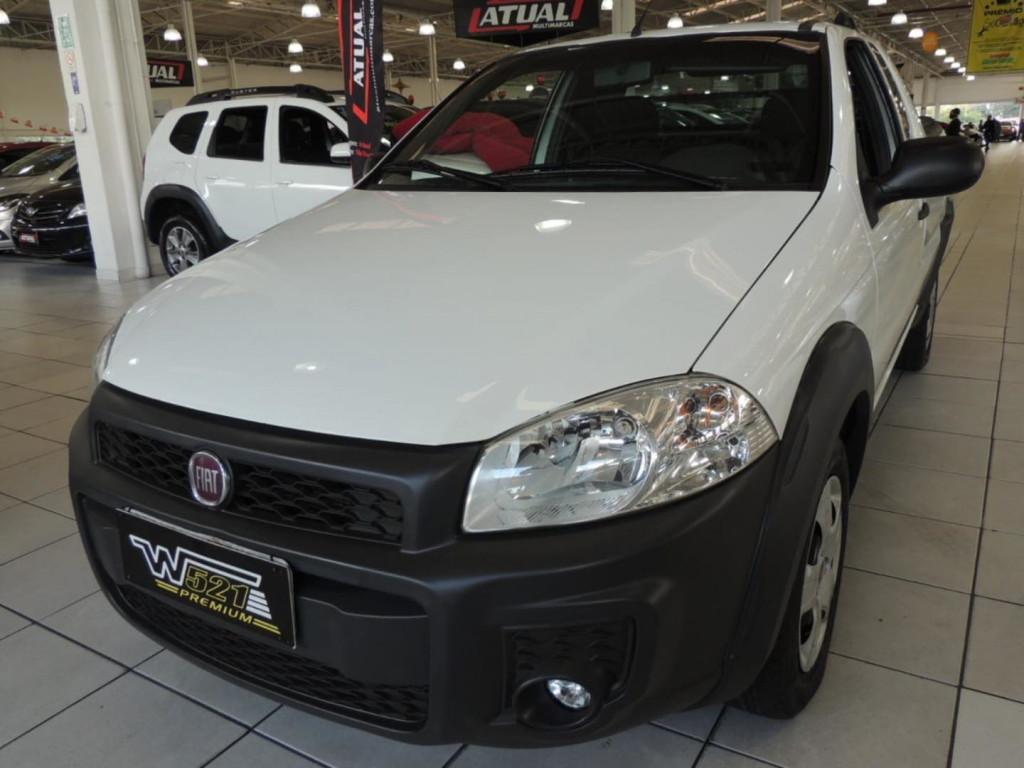 Fiat Strada Hd Wk Ce E