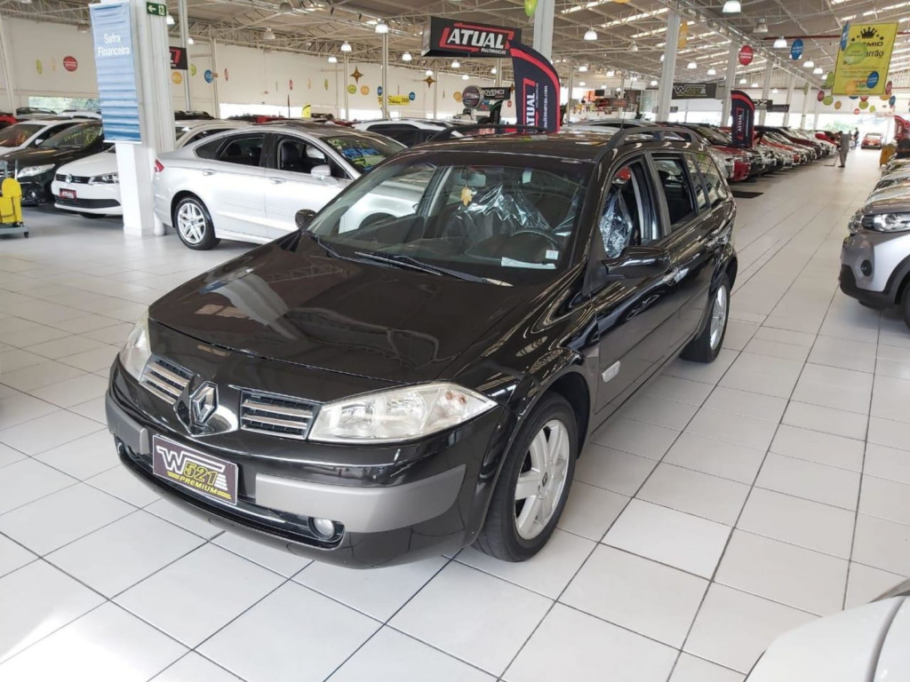 Renault Grandtour Megane Dyn 1.6