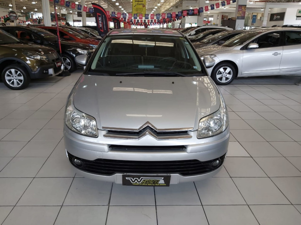 Citroen C4 Hatch Glx 1.6 Flex 4p
