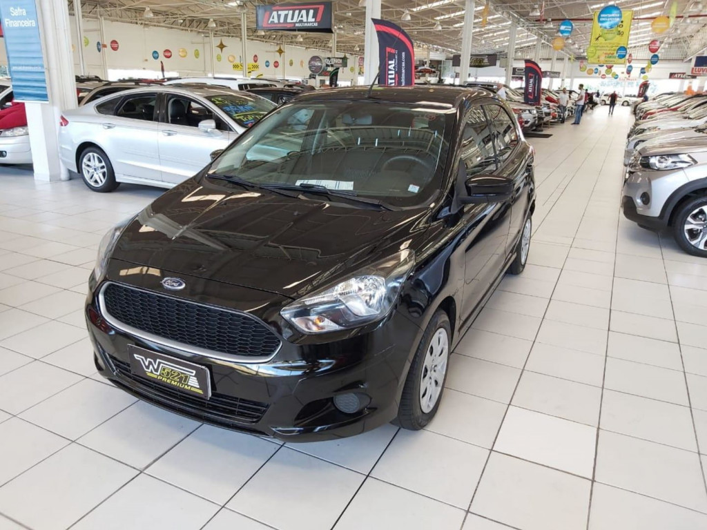Ford Ka Se 1.5 Hatch