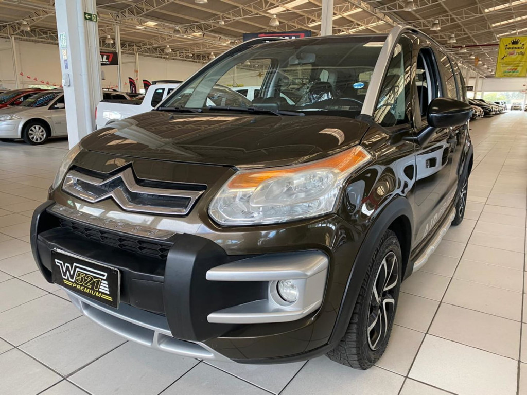 Citroen Aircross 1.6 Glx Flex 16v