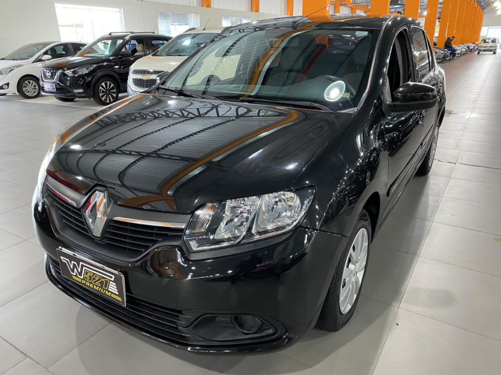 Renault Logan Expression 1.6 Easyr