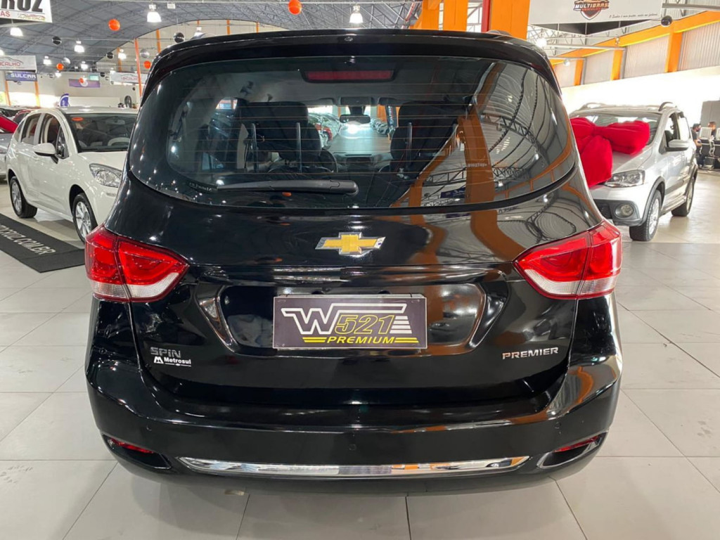 Imagem do veículo Chevrolet Spin 1.8l At Premier