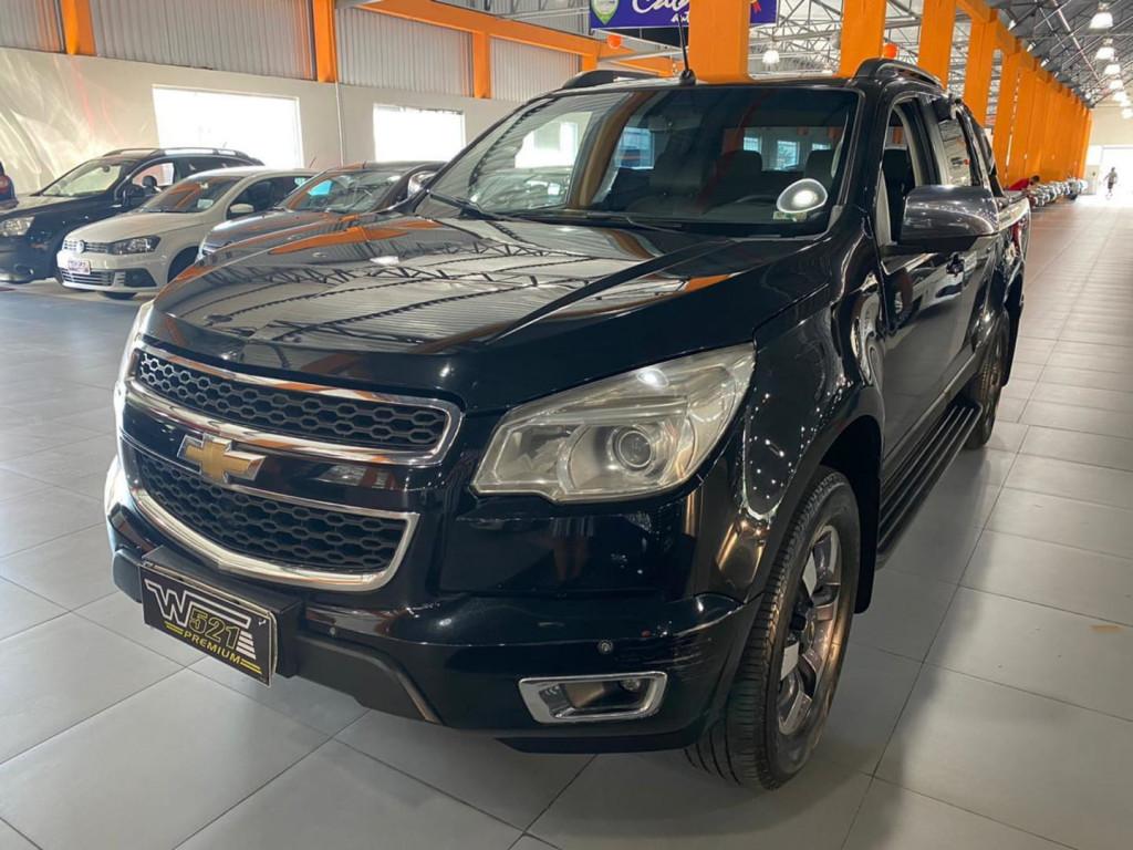 Chevrolet S10 Ltz Dd2a