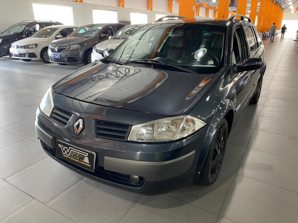 Renault Megane Grand Tour Dynamique 2.0 16v 4p