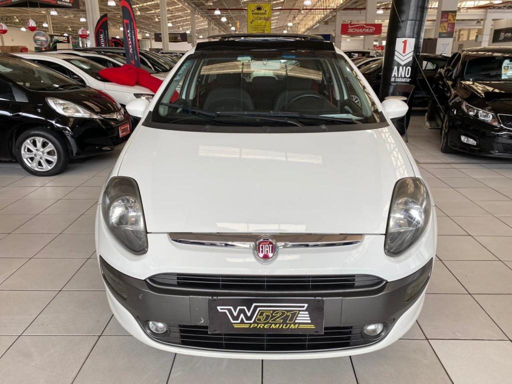 Fiat Punto Sporting 1.8 8vflex 4p