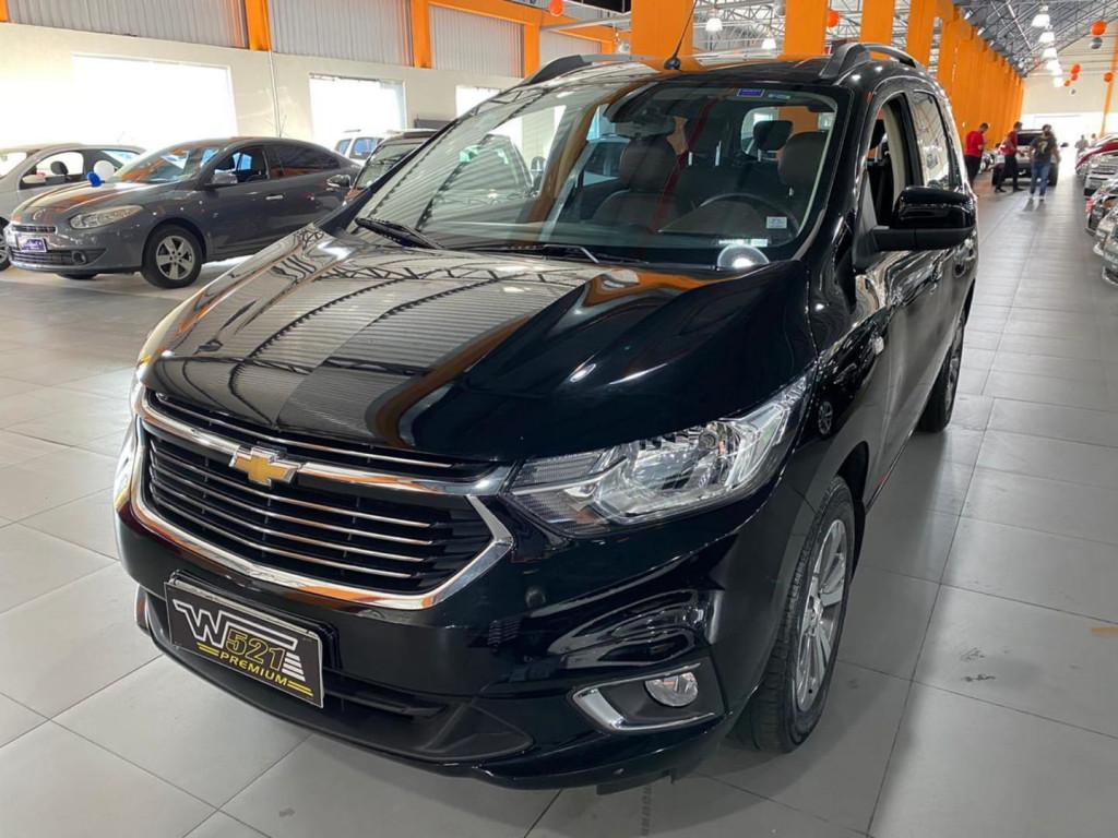 Chevrolet Spin 1.8l At Premier