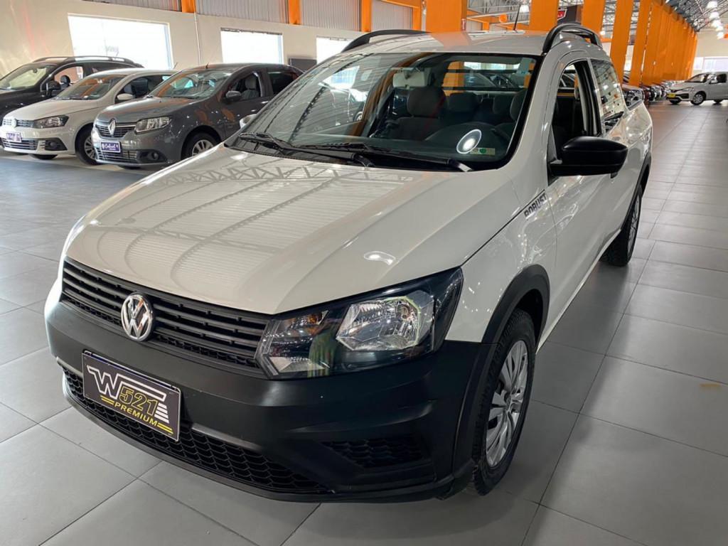 Volkswagen Nova Saveiro Rb Mbvd