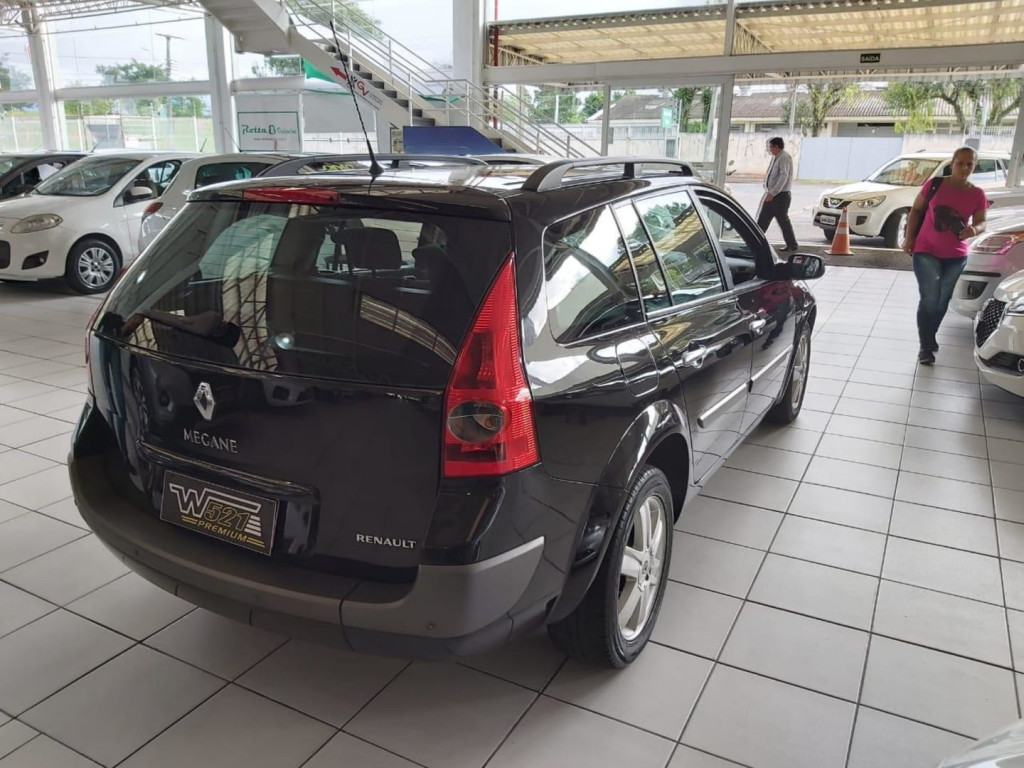 Imagem do veículo Renault Grandtour Megane Dyn 1.6
