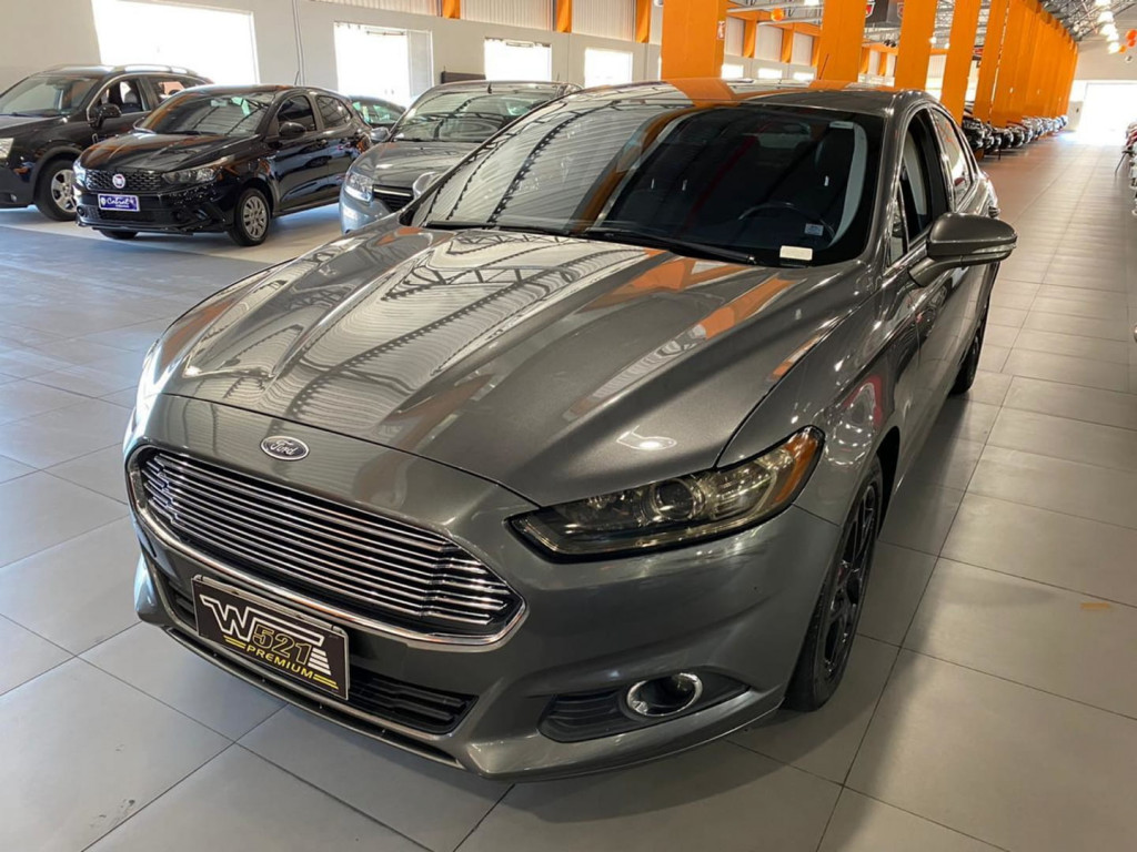 Ford Fusion 2.5 16v 175cv Aut