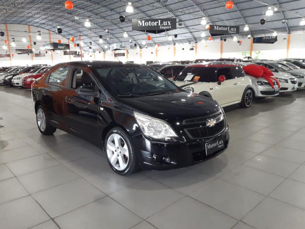Chevrolet Cobalt Ls 1.4 8v Flex Mec.