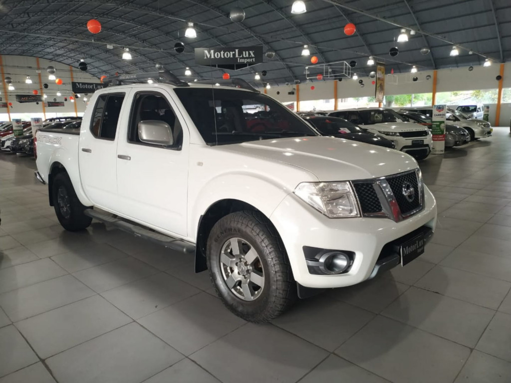 Nissan Frontier Sv At. Cd 4x4 2.5 Tb Dies. Aut