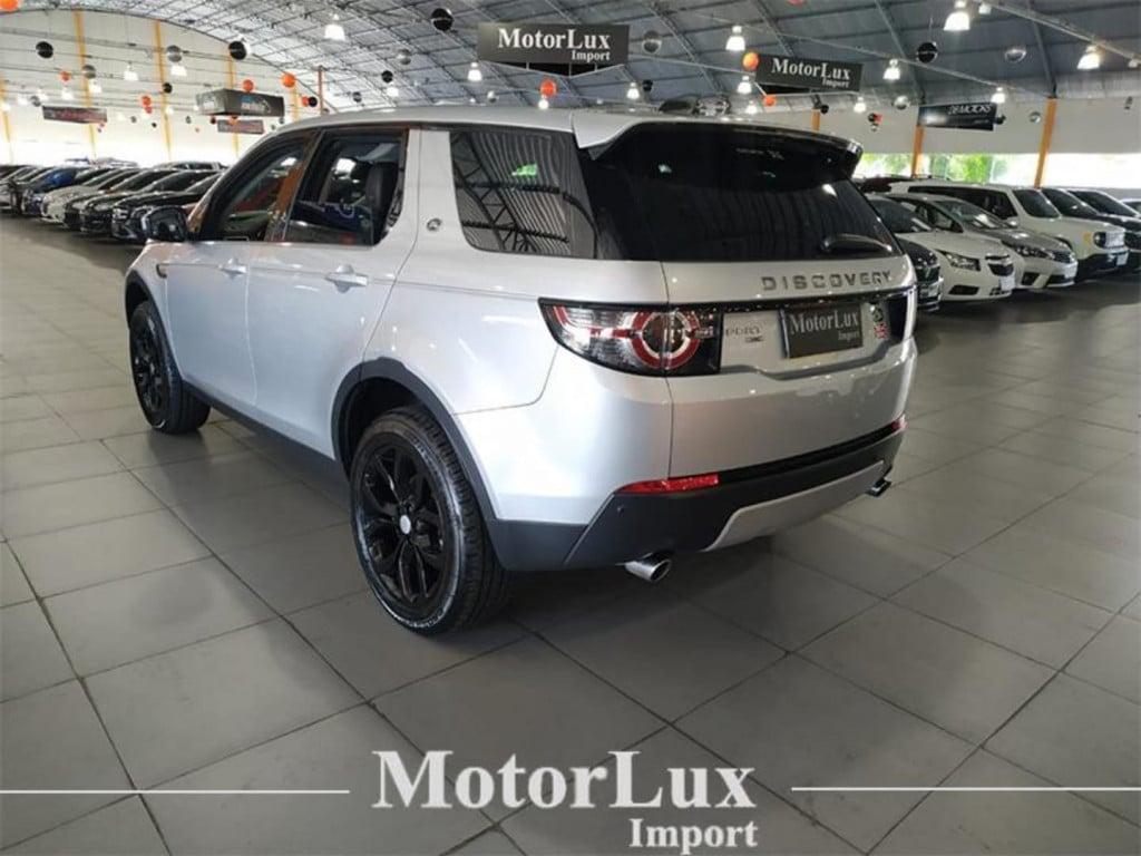 Imagem do veículo Land Rover Discovery Sport Hse 2.0 4x4 Diesel Aut