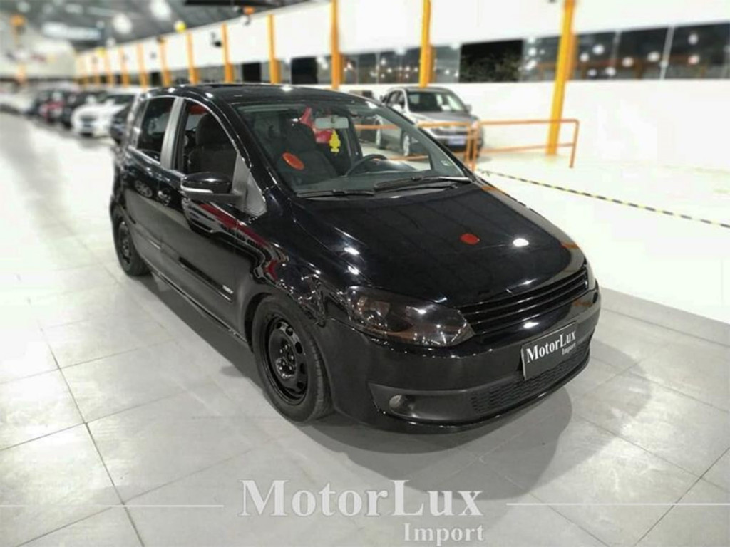 Volkswagen Fox 1.6 Gii Rebaixado Legalizado