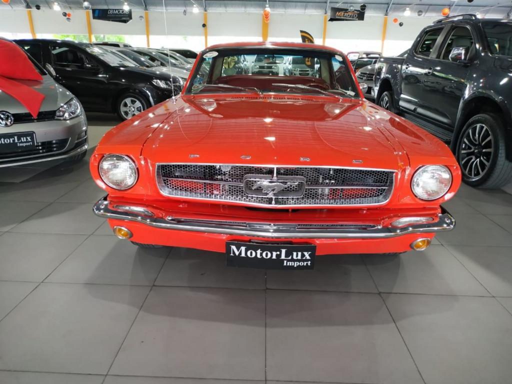 Imagem do veículo Ford Mustang