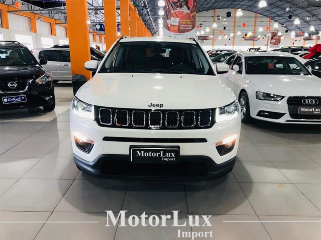 Jeep Compass Longitude 2.0