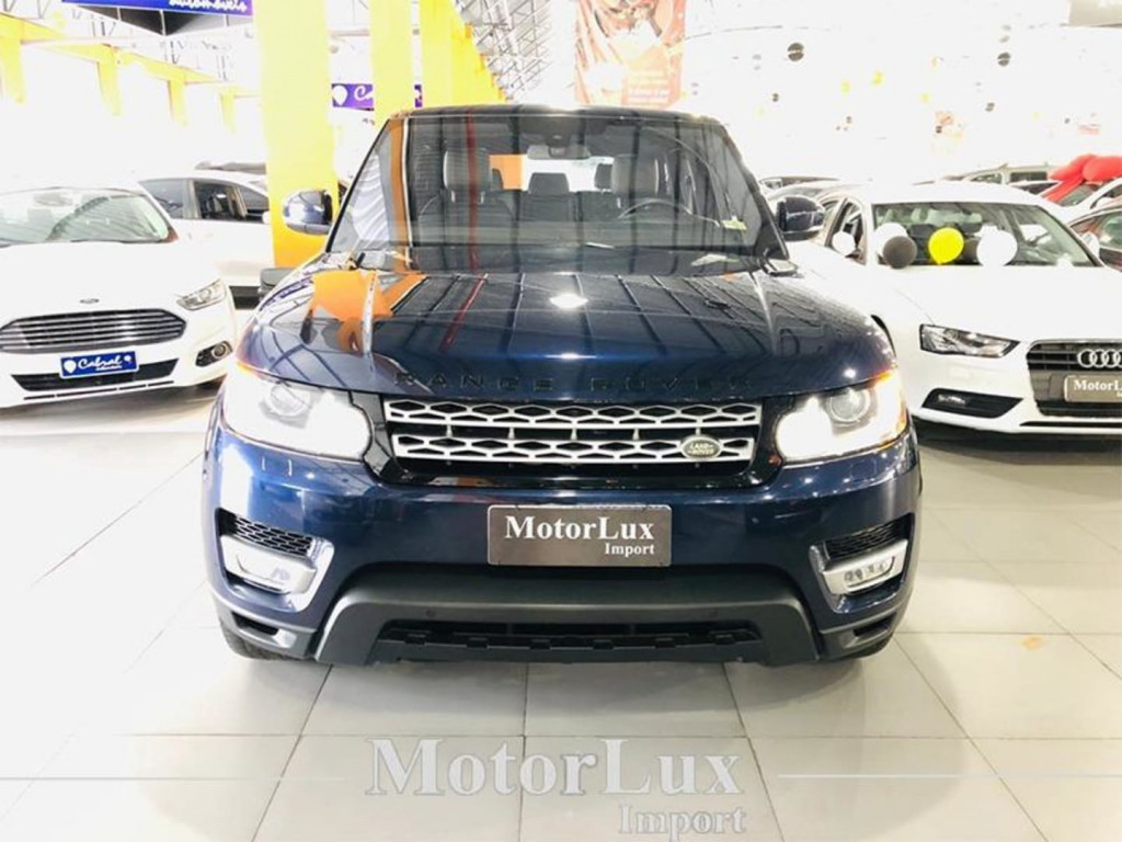 Imagem do veículo Range Rover Sport 3.0 Hse
