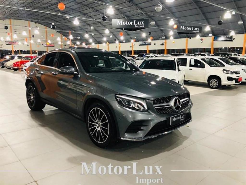 Mercedesbenz Glc 250 Coupe 2.0 Tb 16v 211cv Aut.