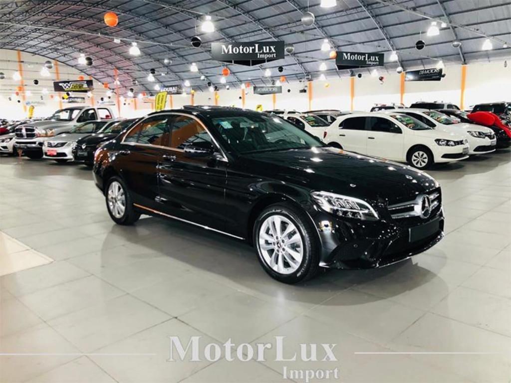 Mercedesbenz C200 Eqboost 1.5