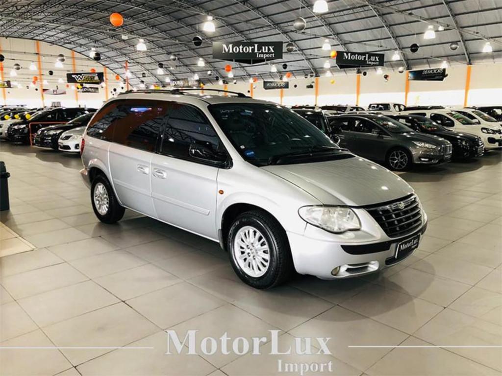 Chrysler Caravan Lx 3.3 V6 12v 4x2 4p