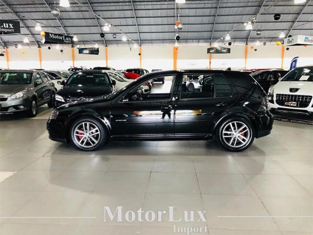 Imagem do veículo Volkswagen Golf Sportline Tiptronic 2.0 Mi 8v Total Flex Aut.seq.
