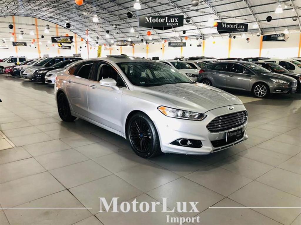 Ford Fusion Awd 2.0 Gtdi