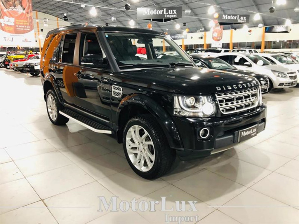 Land Rover Discovery Hse 3.0 V6 4x4 Td6 Diesel